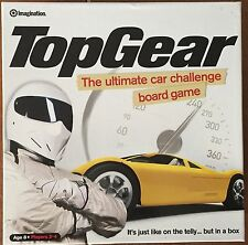 Top Gear Board Game Car Stig TV Show 2 - 4 Players Age 8+ Collectable Toy Kids