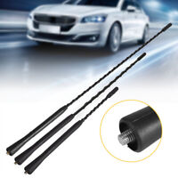 16 inch Car Roof Antenna Mast Stereo Radio FM AM Amplified Booster Antenna W4N4