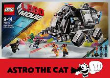 LEGO The Lego Movie - 70815 Super Secret Police Dropship - Get 5% off