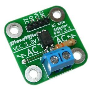 AC Zero cross / line detector 230V with optoisolation (PM7.1.1)