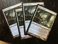 4x Watery Grave GTC Gatecrash No249 MTG NM/Unplay English Magic Rare card X4