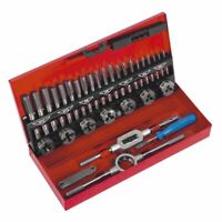 Sealey Tap & Die Set 32pc Split Dies - Metric AK3015