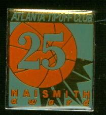 1994 Atlanta Tipoff Club 25th Naismith Award Lapel/Hat Pin