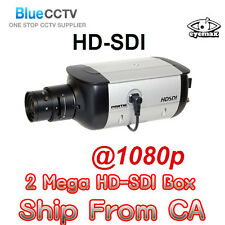 HD-SDI 2 Megapixel Security Camera 1080p HD PANASONIC CMOS WDR 2.8~12mm 3MP lens