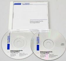 2 Software CD Weka práctica manual plus EMV compatibilidad electromagnética
