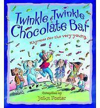 OXFORD TWINKLE TWINKLE CHOCOLATE BAR-9780192755810-G039