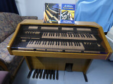 Dr. Böhm Orgel Top Sound DS, Baujahr 1981 mit Lautsprecher und Bass-Pedal