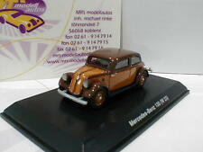 Best of Show 87226 - Mercedes 130 (W23) Baujahr 1944 in dunkelbraun/braun 1:87