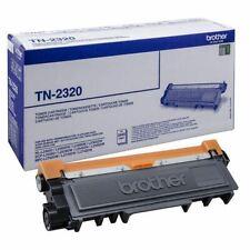 Genuine Brother TN2320 Black Toner Cartridge