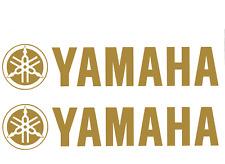Yamaha Premium Aufkleber Set /  / Yamaha Premium Sticker Set (Gold)