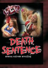 Women's Extreme Wrestling: Death Sentence [New DVD]