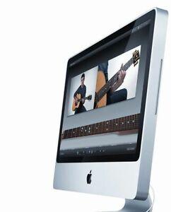 """Apple iMac All-IN-ONE 24""""🔆CUSTOM UPGRADES 4GB RAM 🔆500GB HDD 🔆MacOS CAPITAN"""