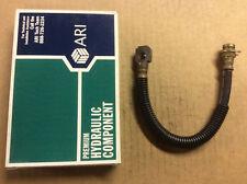 NEW ARI HB-86078 Brake Hose Front Left Right - Fits 98-00 Chevy Blazer GMC Jimmy
