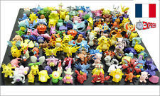 LOT 24 POKEMON FIGURINES avec PIKACHU INCLUS, SANS  DOUBLE ENVOI RAPIDE 12H!