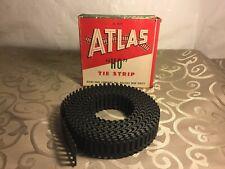 Vintage Lot of 6  ATLAS HO Tie Strip 25 Feet New Old Stock