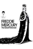 Freddie Mercury - The Great Pretender Nuovo DVD Region 0