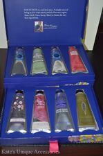 LOCCITANE Limited Edition Set of 8 Hand Cream Moisturize Gel 30ml 1 oz GIFT IDEA