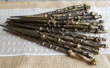 Wizard Inspired Wooden Wands Buy one get one free