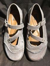 Kelso Earth Shoe Women's Light Tan Leather Mary Jane's Size 7 B