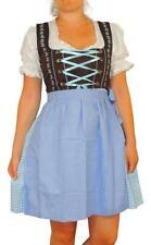 Kurzarm Damen-Trachtenkleider & -Dirndl aus Baumwolle in Größe 40