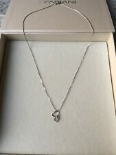 Kette Gold 585 Mit Diamantanhänger