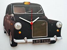 London Taxi Black Cab Clock - LS18