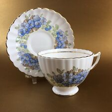 Radfords Fenton Primula Antique Bone China Tea Cup England Avon Vintage Teacup
