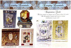 My Craft Studio Tous les Jours Essentiel Carte Kit de Fabrication (Rend 48