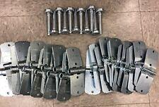 "36 Pack Todco Whiting Door Repair Kit- Center & End Hinges + 1"" Rollers Morgan"
