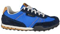 Timberland Mens Earthkeepers Greenley Low Blue Trainers *