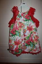 Kleid buntes Traumkleid ❤️ Pezzo DÒro  ❤️  super schöne Farben KLEID 128