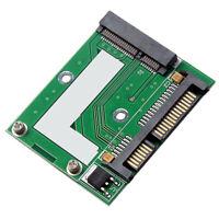 Scheda Adattatore Da mSATA A SATA3.0 SSD Convertitore Supporta SATA I / II /