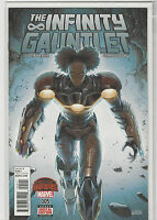 Infinity Gauntlet #5 Marvel Comics Secret wars 2015 NM