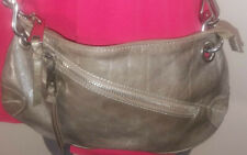 abro Women's Bag Leather Cross Body Adjustable Strap Made in Romania