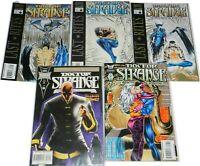 Doctor Strange Sorcerer Supreme #66 #67 #72 #73 #74 Lot VF
