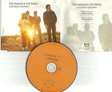 John Phillips MAMAS & PAPAS California Dreamin LIMITED JAPAN CD single USA Seler