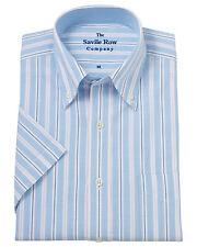 Savile Row Short Formal Shirts for Men