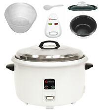 6 L cuisine électrique 2000 W automatique Non Stick riz chaud Cuisinière Cook Pot Chaud