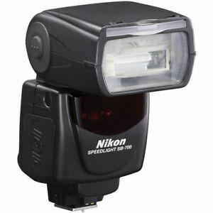 Nikon SB-700 Speedlight Shoe Mount Flash 4808