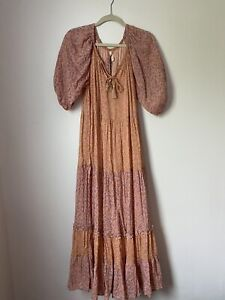 NWT Spell Designs Rae Gown Size Small