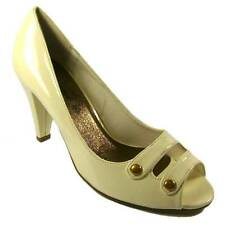 Peep Toes Bridal or Wedding Standard (D) Shoes for Women