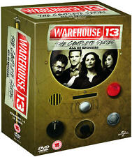 Warehouse 13: The Complete Series (Box Set) [DVD]