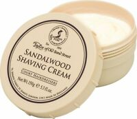 Taylor Of Old Bond Street Sandalwood Shaving Cream In 150g / 5.3oz Bowl
