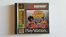 READY 2 RUMBLE BOXING / jeu Playstation 1 - PS one / complet /  PAL