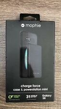 Mophie Charge Force Magnetic Case & PowerStation Mini for Samsung Galaxy S8