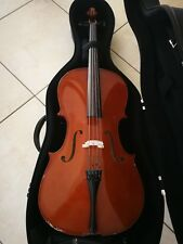String Musical Instruments & Gear Lovely Cello Violoncello 3/4 Violin Alt Old Altes German