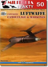 FANTASTIC LUFTWAFFE CAMOUFLAGE & MARKINGS