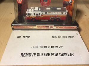Code 3 City Of NY Rescue #12702
