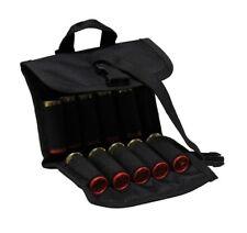 NEW Max-Hunter 10 Round 12ga Ammo Wallet/Pouch with Clip Lock Shotgun Folding
