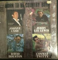 BORN TO BE COUNTRY BOYS~Johnny Cash-Jerry Lee Lewis-Conway Twitty-HILLTOP JS6104